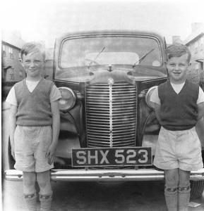 Vauxhall 12