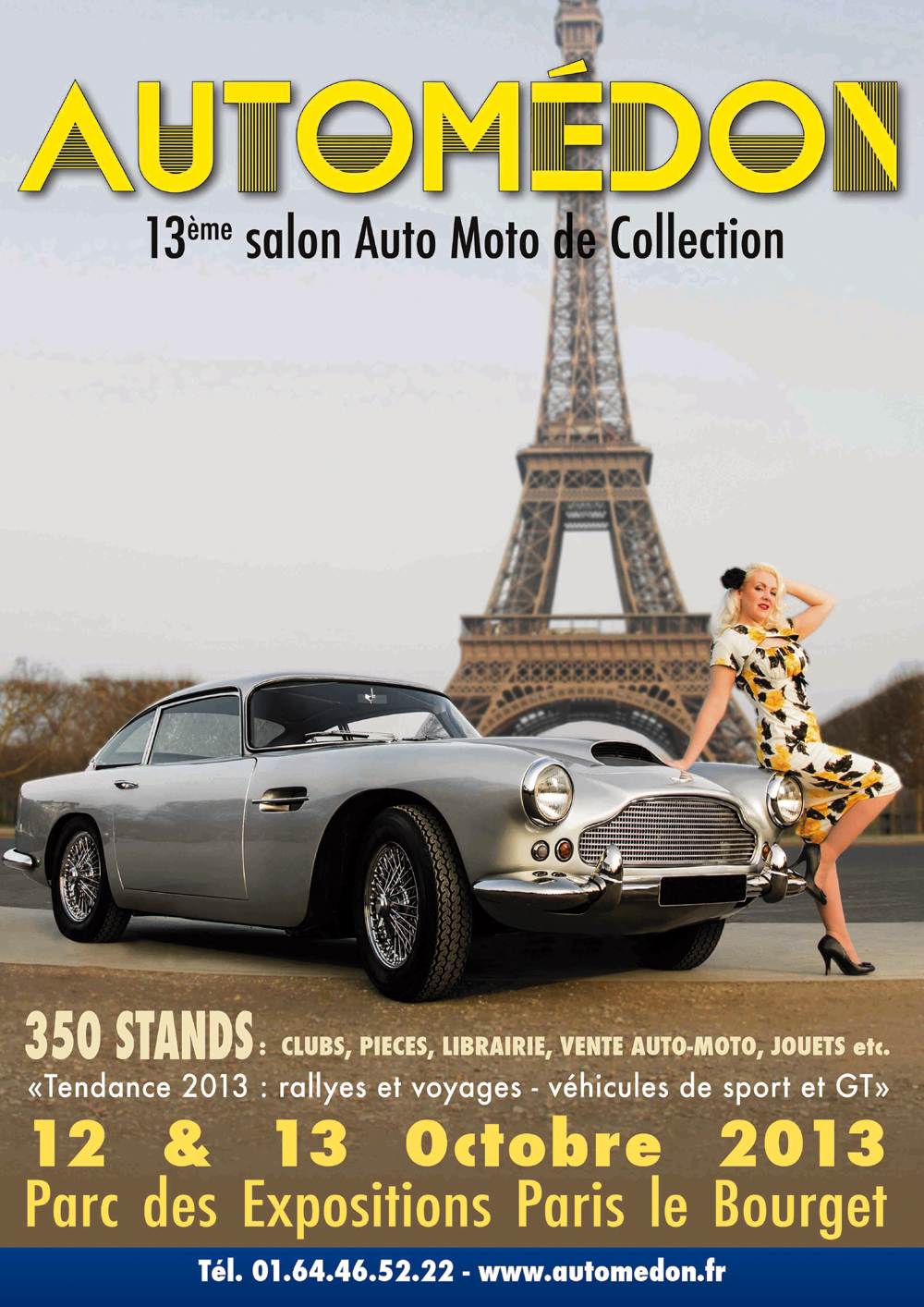 13th Automedon Show: vintage cars, the stars of the podiums ...