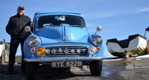 1959 Morris Minor Van