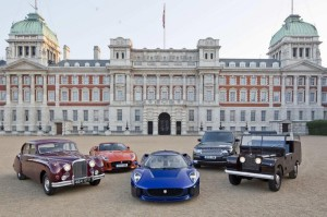 Jaguar Land Rover Celebrates 60 Years of Automotive Innovation