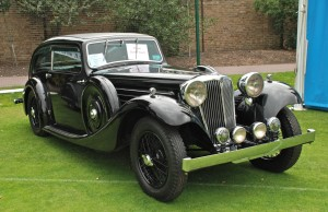 1935 SS Airline Coupe