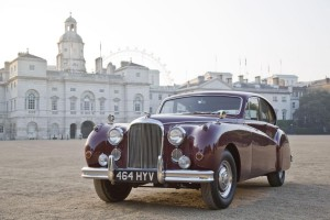 The 1955 Jaguar Mark VIIM Saloon