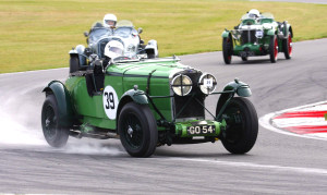 Vintage machinery returns to Snetterton this September for the Vintage Sports Car Festival