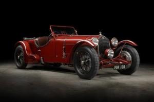 1933 Alfa Romeo 8C