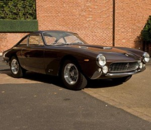 1963 Ferrari 250 GT Lusson (Steve McQueen)