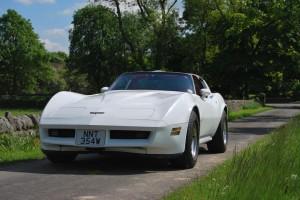 The Corvette Stingray C3