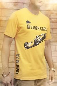 McLaren orange t-shirt