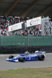 Michael Lyons Historic F1 Zandvoort (Photo:Charlie Wooding)