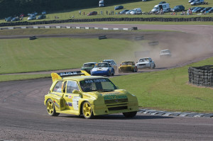 Rob Gibson at Lydden Hill