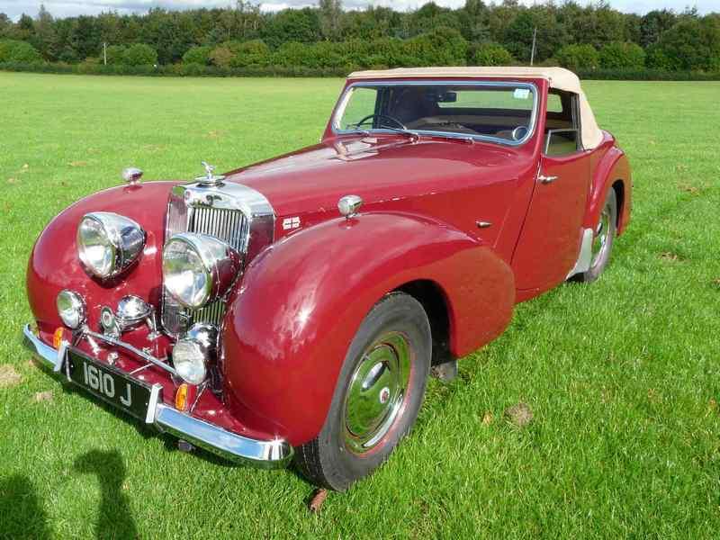 Classic Cars In The Spotlight At Bonhams Auction   Classic Car ...