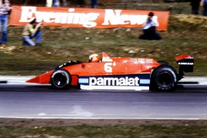Brands Hatch F1, Nikki Lauda in a Brabham Alfa Romeo BT48 - 14th April 1979, picture courtesey of Mick Hallam