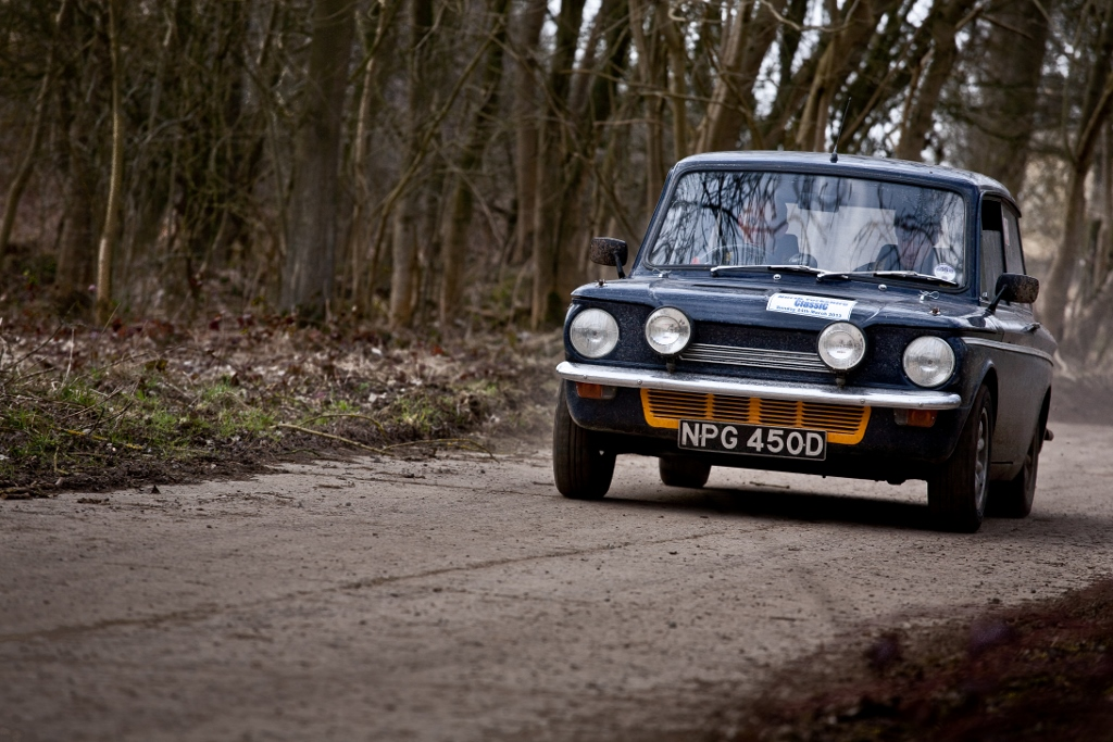 Historic Rally Car Register to celebrate its 30th anniversary ...