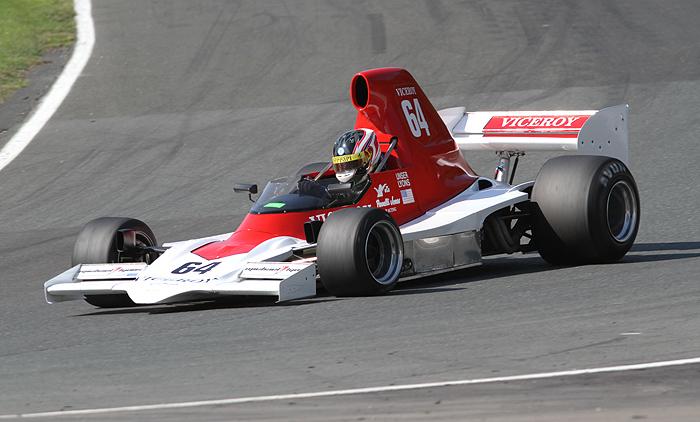 Formula 5000s To Return To Thruxton Classic Car Magazine