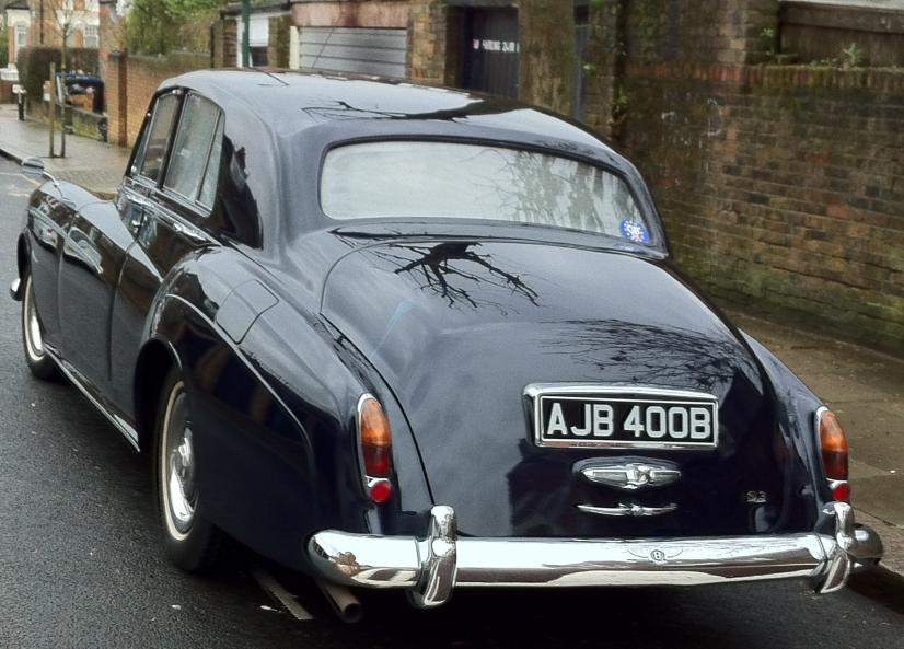 Classic Car Auctions London Today