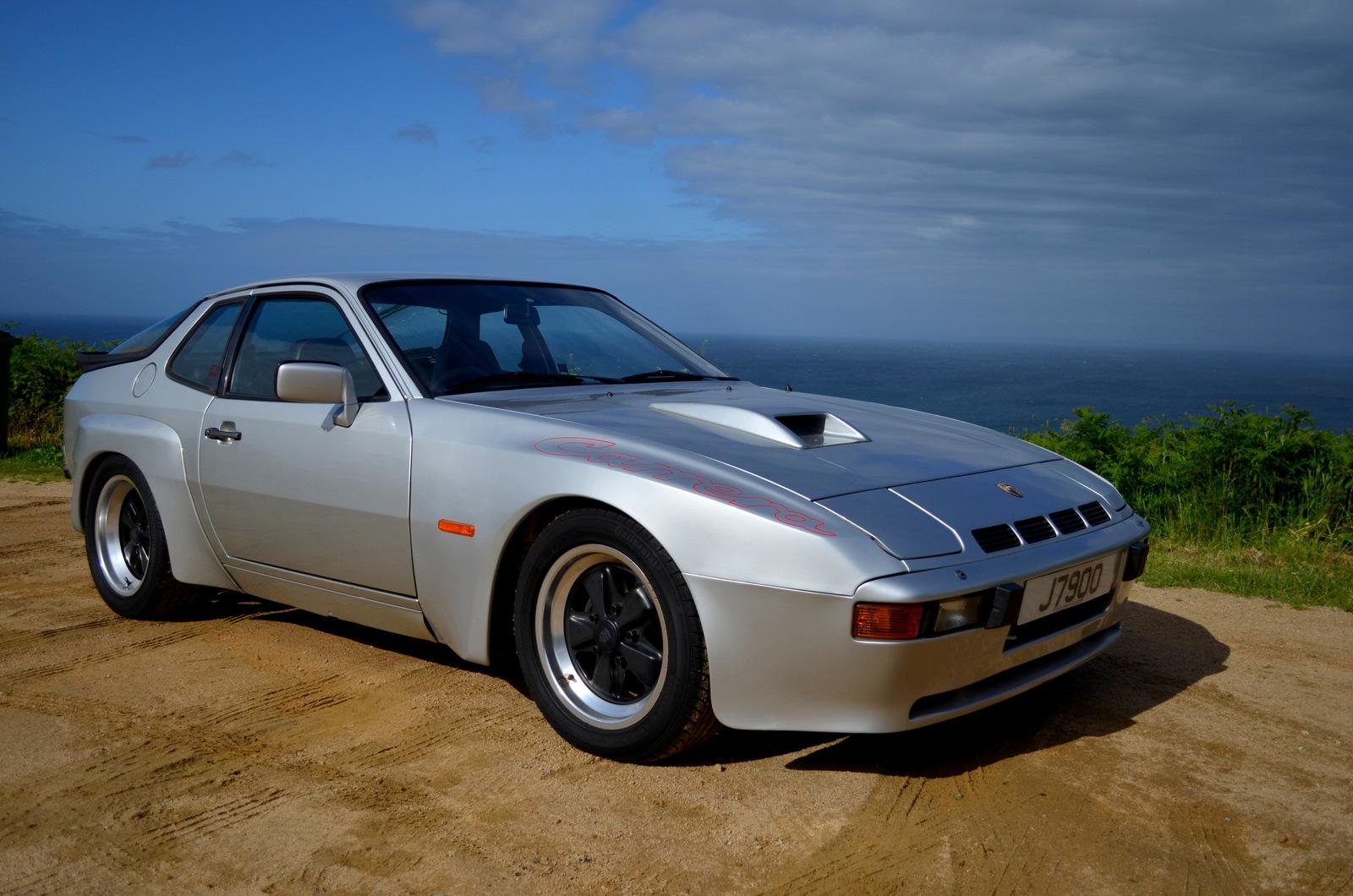 Island Home A Rare 924 Porsche Gt Story Classic Car