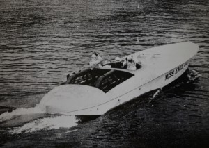 Miss England pilot Henry Segrave hit a submerged log and with in hours he was dead along with one of his mechanics