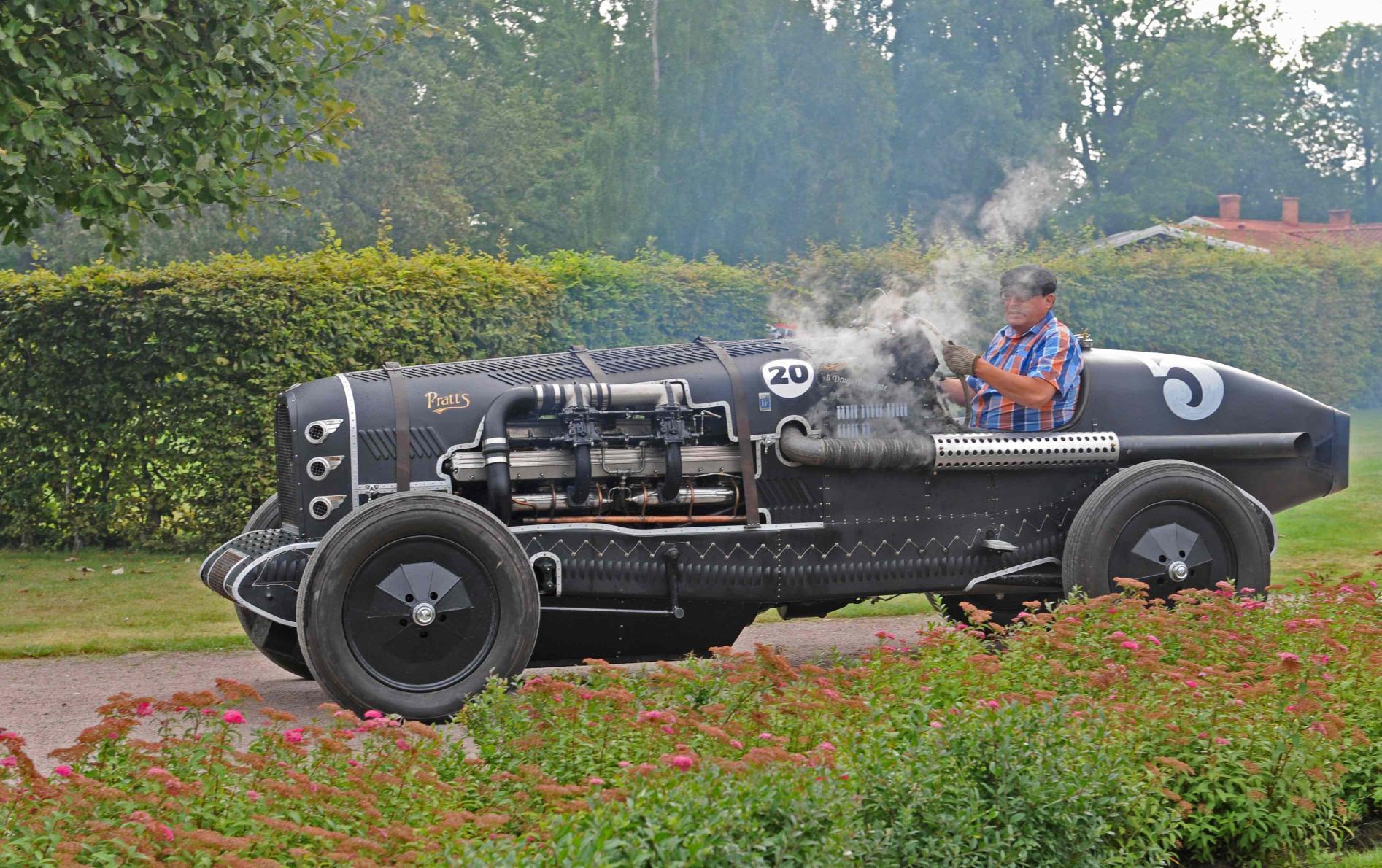 Brooklands Museum: Italian Car Day | Classic Car Magazine ...