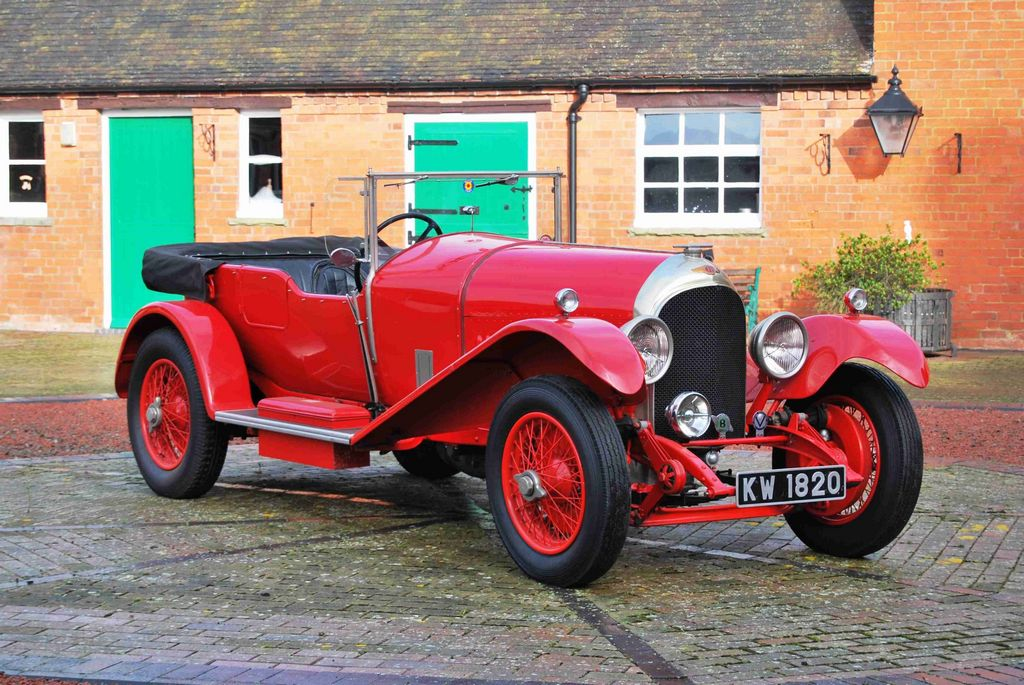 Early Bentley Smashes Its Pre-Sale Estimate at Bonhams | Classic ...