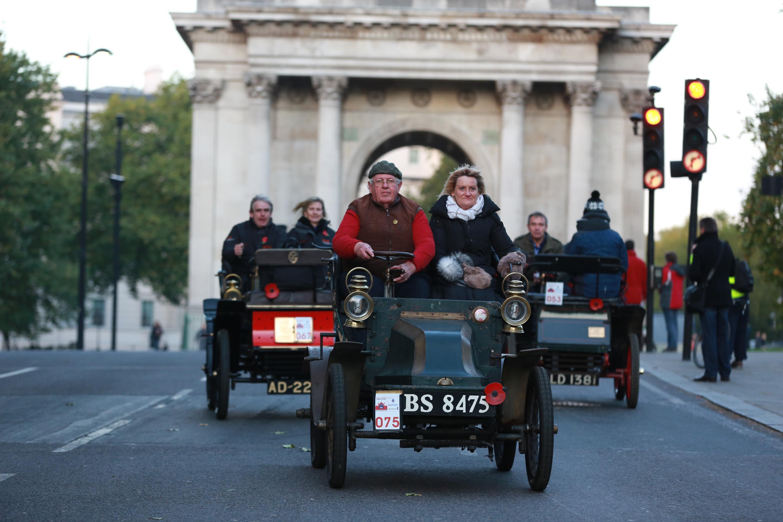 Entries Open For The 2014 Bonhams Veteran Car Run | Classic Car ...