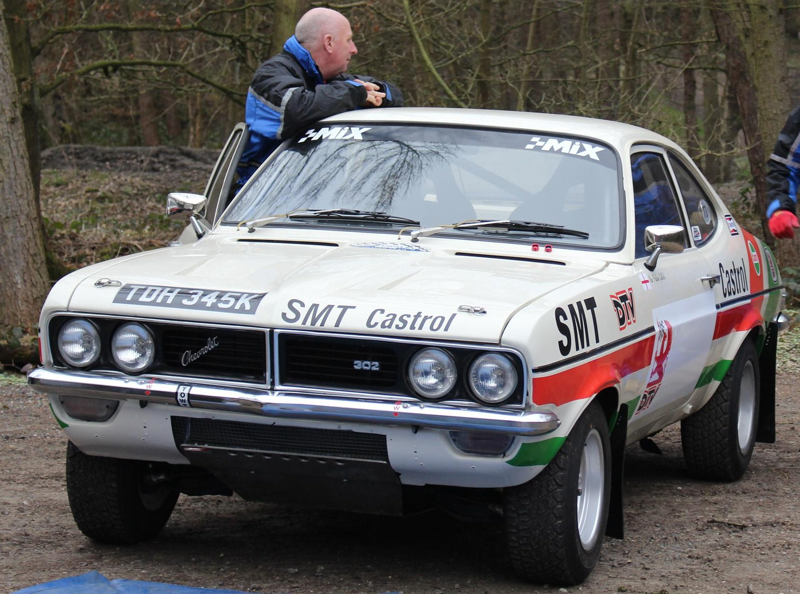 Strong Entry as Mintex MSA British Historic Rally Championship ...