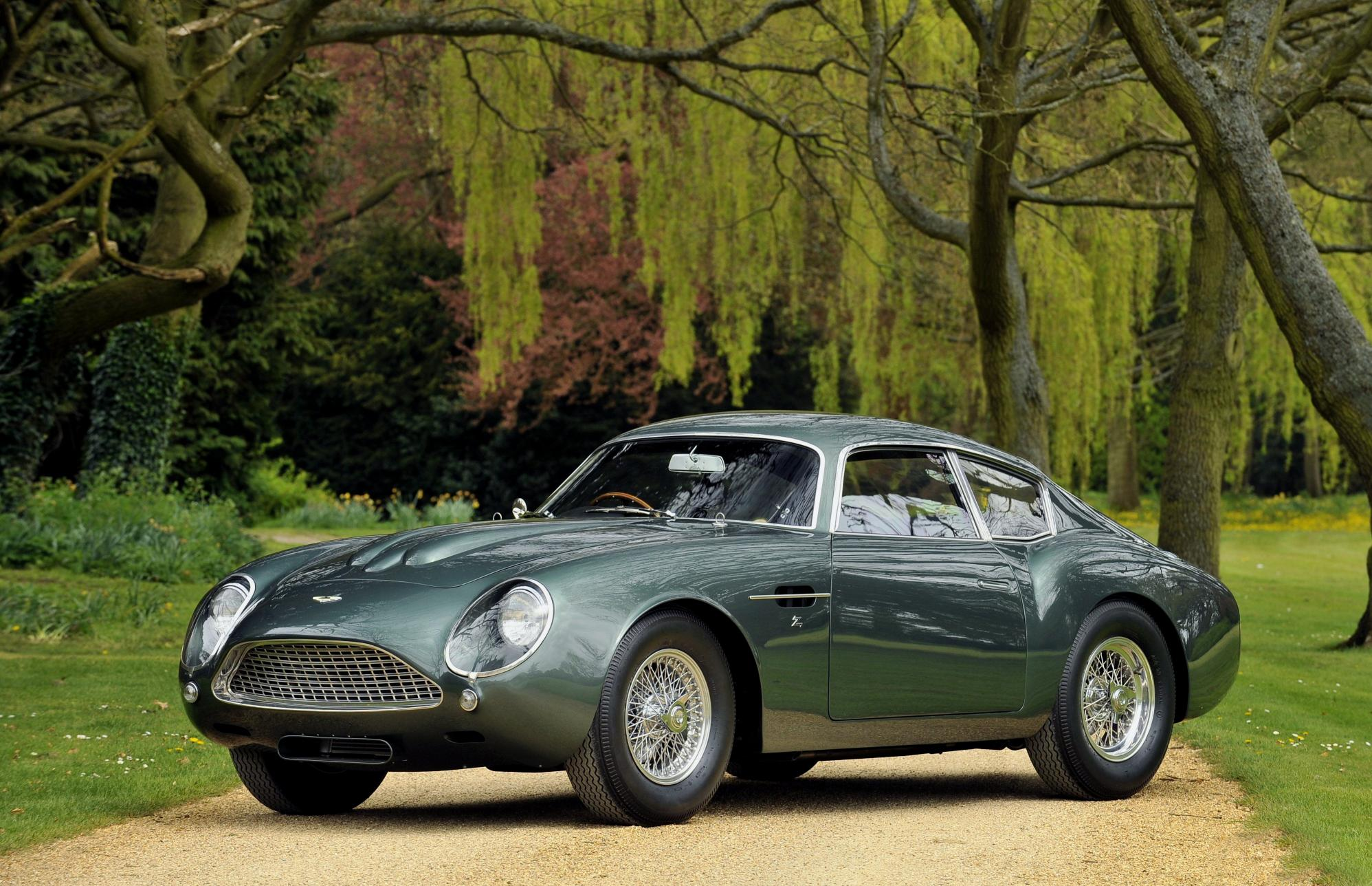 aston martin works hosts 15th annual bonhams sale | classic car