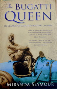 The Bugatti Queen-Book