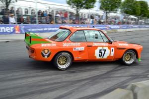 Jagermeister sponsored BMW 3.0 CSL