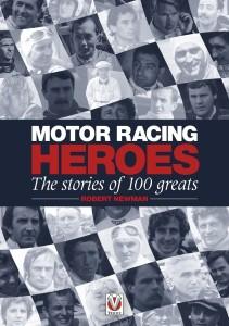 Motor Racing heroes cover