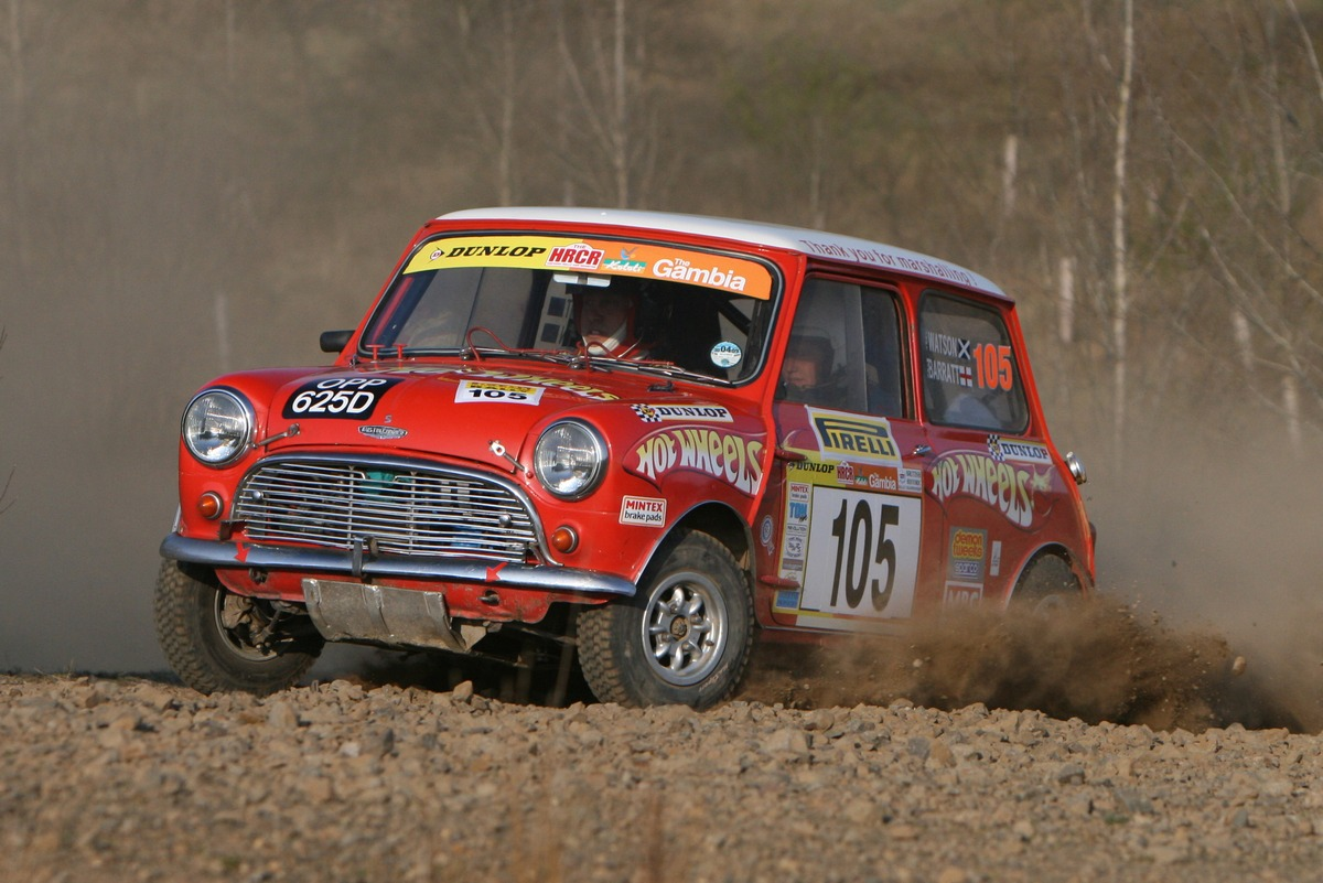 Five ways to go Historic Rallying at Historic Rally Car Register ...