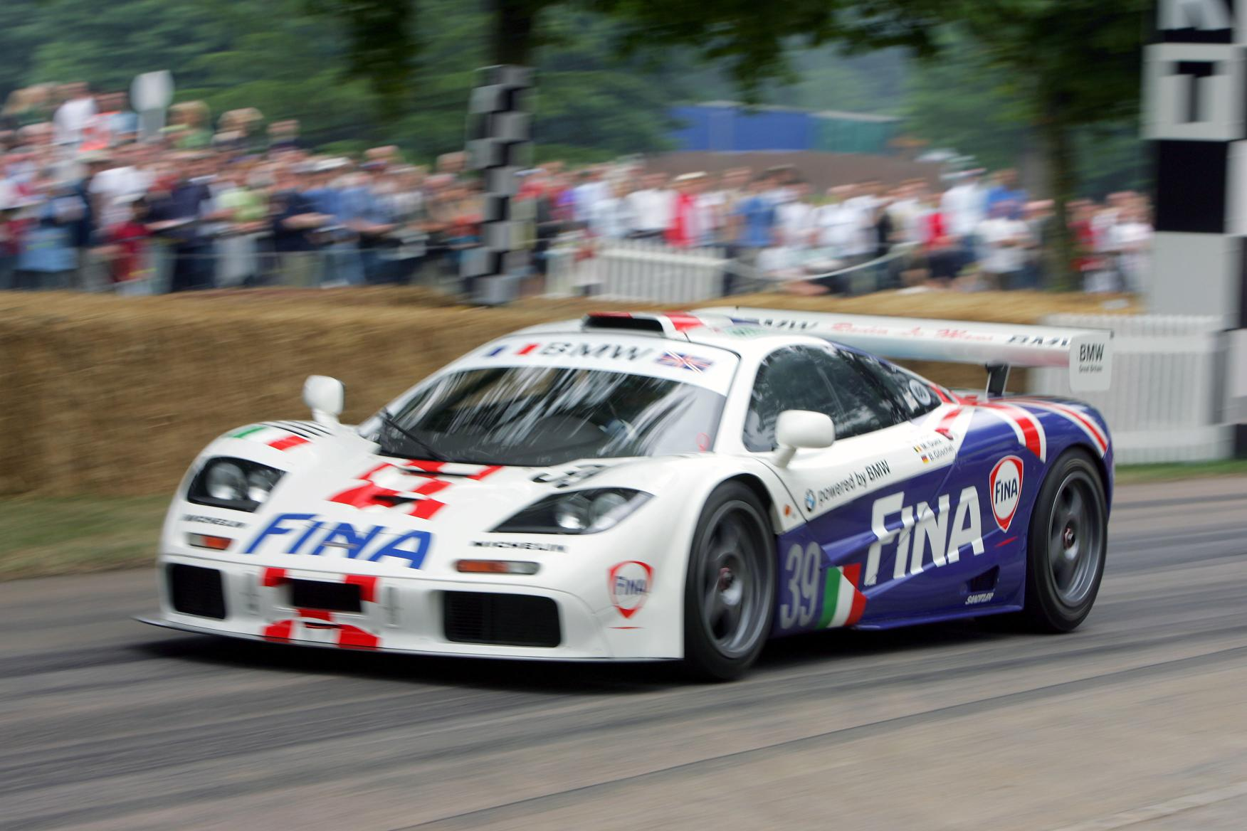 Goodwood 73rd Members Meeting Marks 20years Of The Mclaren F1 Gtr With Huge Gathering Classic