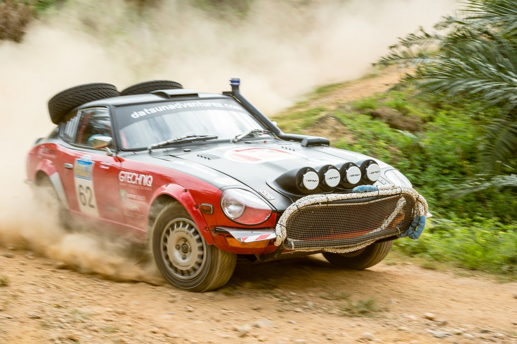 Road To Mandalay Rally Reaches Half Way Point With A Tight Battle ...