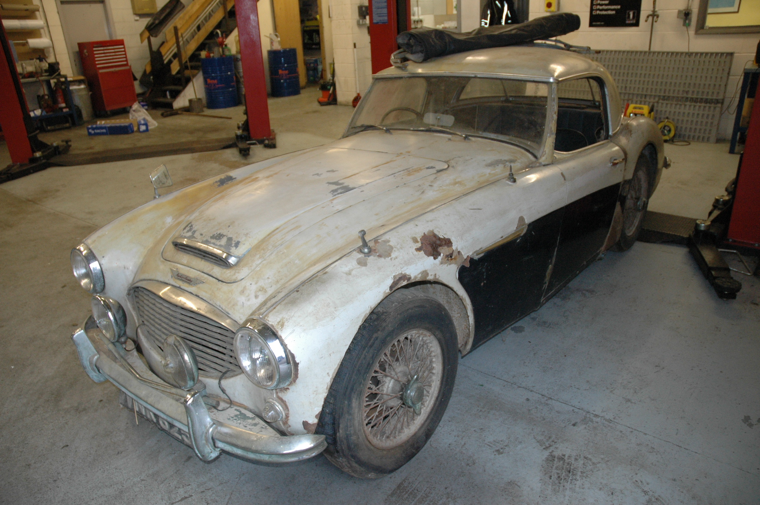 Outstanding Classic Car Restoration Projects For Sale Ideas ...