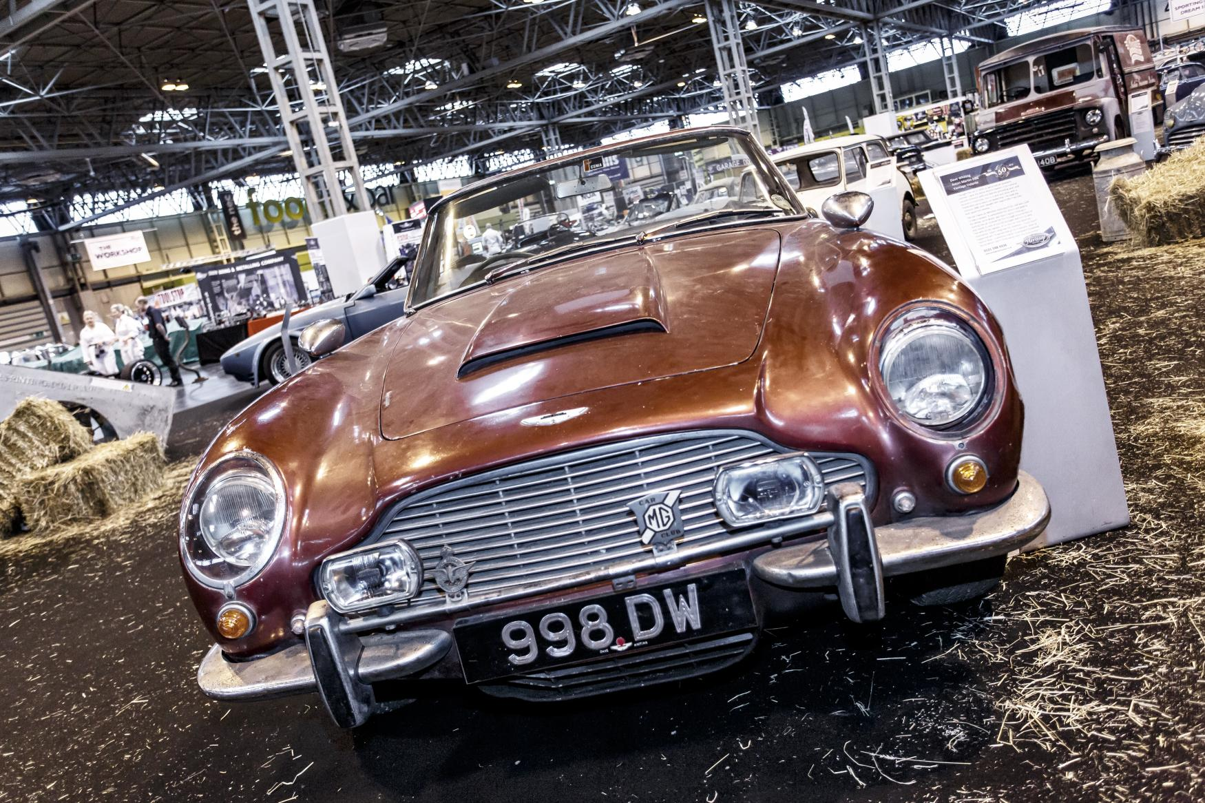 Enthusiasts Flock To NEC For The Spring Restoration Classic Car - Find car shows