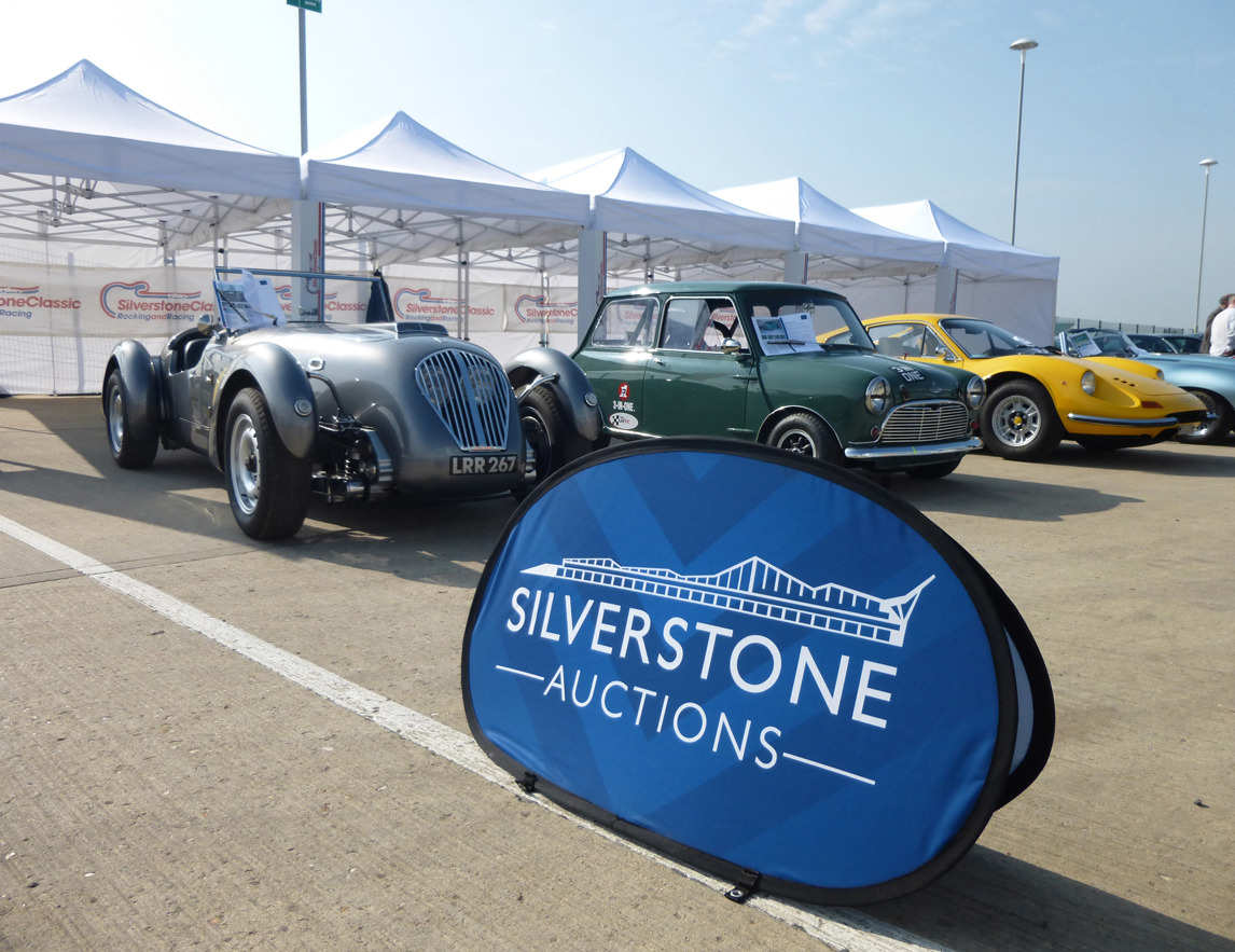 Silverstone Auctions On Pole Position For Another \'Classic ...