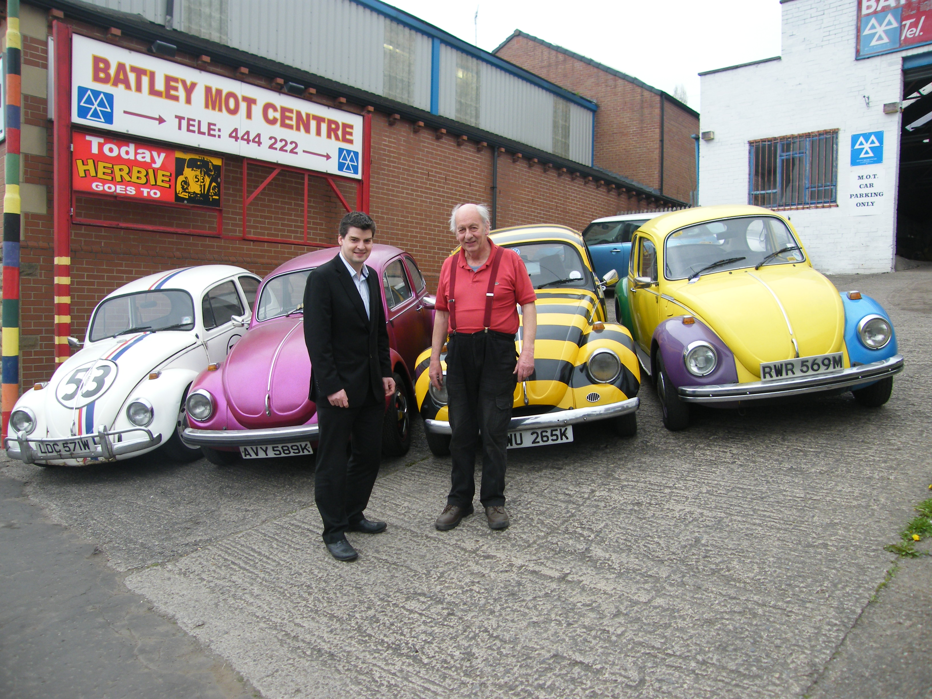 Vintage VW Beetle Collection For Sale By Online Auction | Classic ...