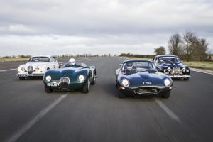 The Jaguar Heritage Collection