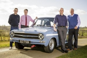 Vauxhall & Classic Sports Car Mag supports iconic 60's race car