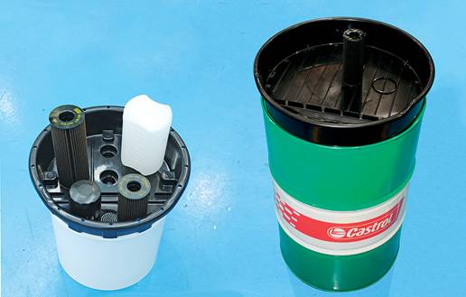 Waste Oil Disposal >> Clean And Convenient Waste Oil Disposal Classic Car Magazine