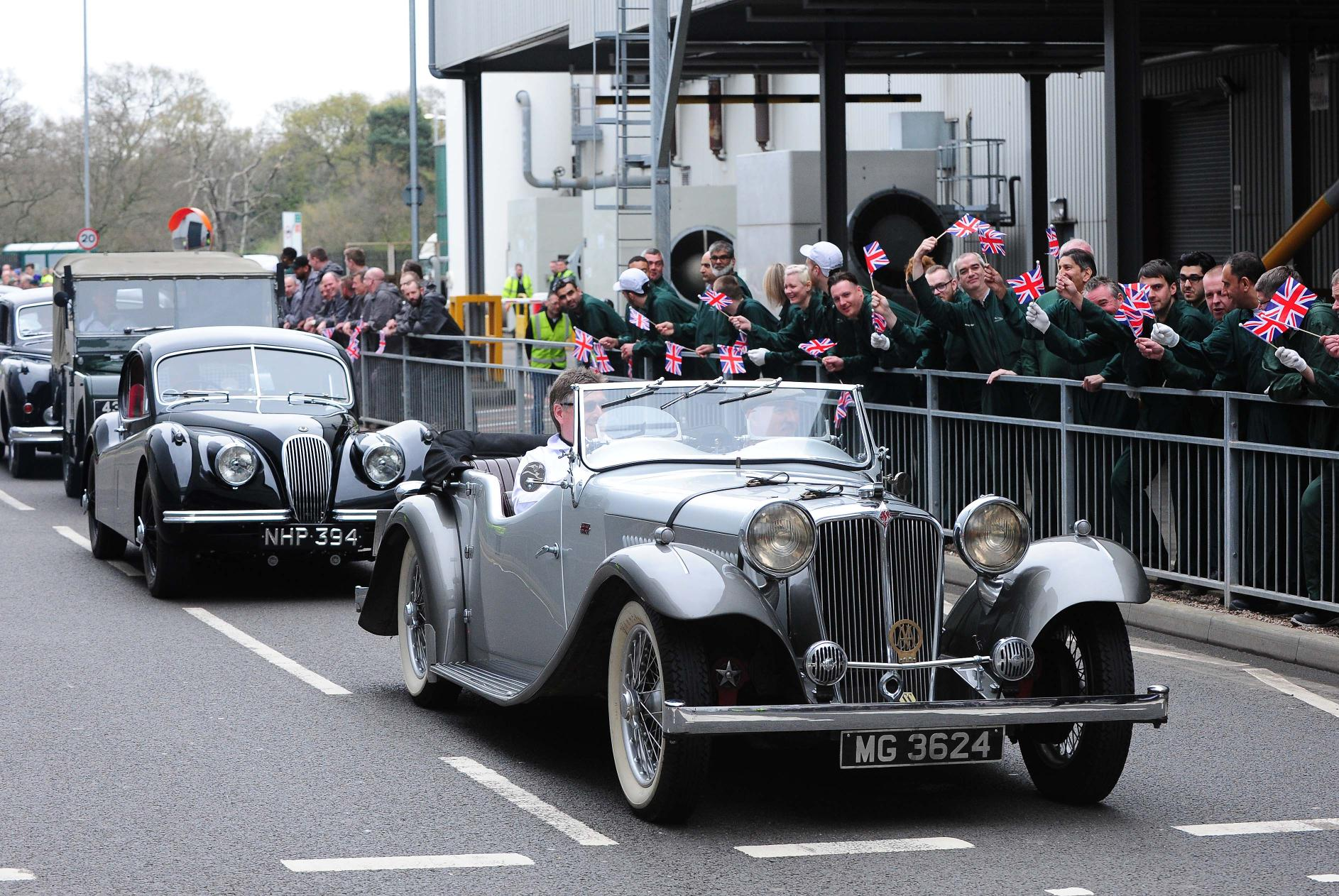Jaguar Land Rover Heritage Supports Coventry Transport Museum\'s ...