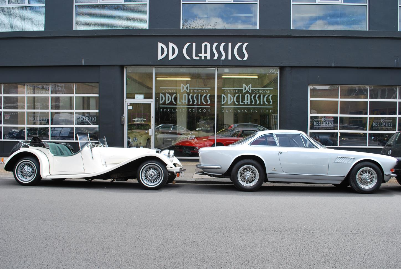 Daniel Donovan Classic Cars