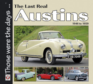 The Last Real Austins 1946-1959 - Book Review