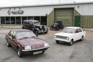 Vauxhall Heritage Centre open day trio of milestones