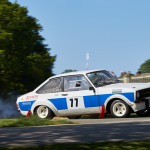 Barry Strong - Ford Escort Mk2, 1977 (Class: B12 1967 - 1976)
