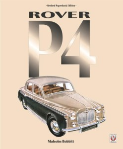 New eBook – Rover P4
