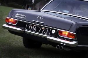 1971 Mercedes-Benz 280SL 'Pagoda'
