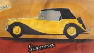 Stevens Sienna prototype