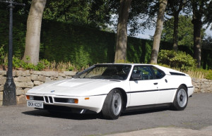 The German line-up will boast both BMW M1 and Porsche Carrera 911 RS sportscars