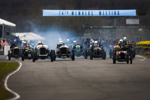 2016 Goodwood Members Meeting 74th Members Meeting  19th - 20th March 2016. SF Edge Trophy Photo: Drew Gibson.