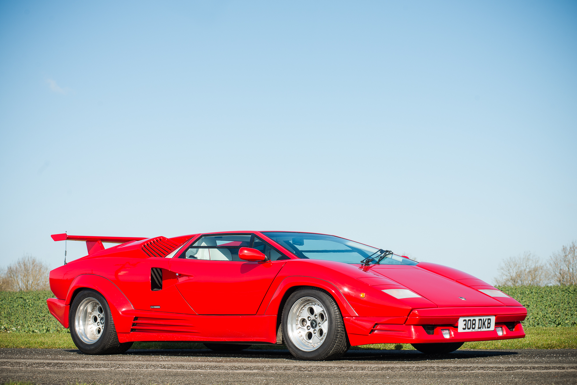 Pair Of Special Lamborghinis Could Be Yours Classic Car