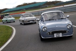 25 years of the charismatic Nissan Figaro